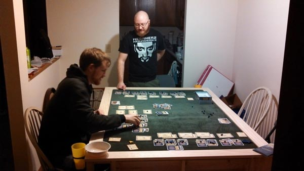 Tabletop Gaming Table