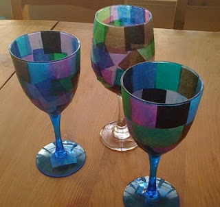 Make your own chalice for communion