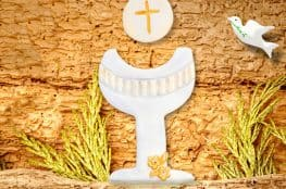 First communion decor ideas