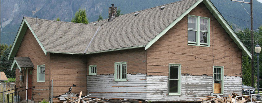 Getting loan for fixer upper home