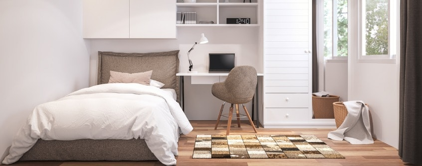 Ideas to upgrade an apartment