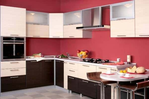 Add Color To The Kitchens Walls