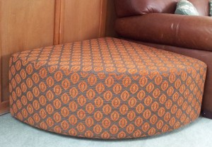 Crochet Futon Cover