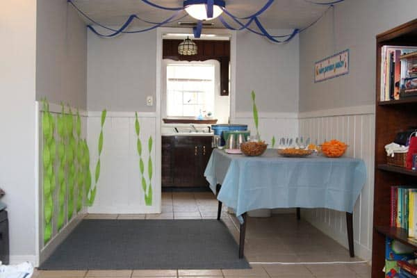 Cute-Underwater-Theme-Party