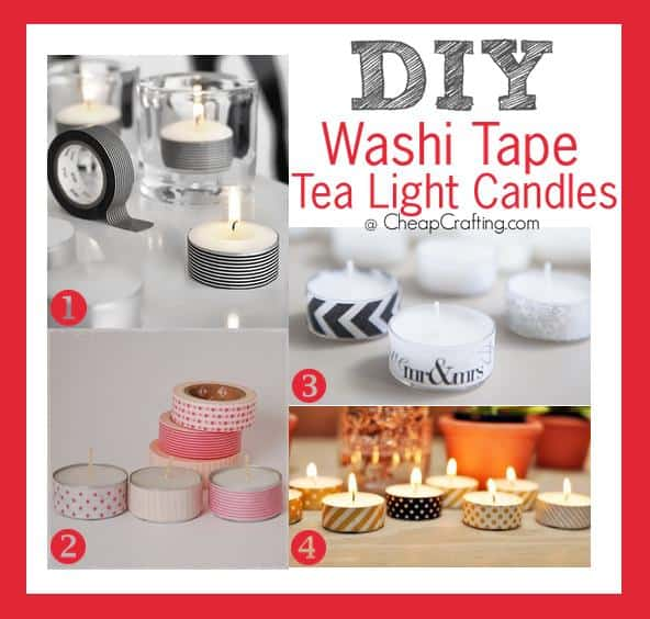 DIY-Washi-Tape-Tea-Light-Candles-via-CheapCrafting1