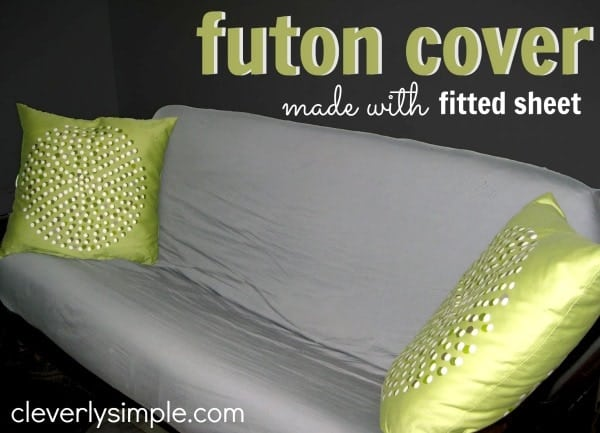 Fitted Sheet Futon Cover