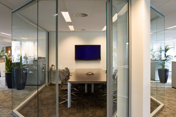 Glass Partitioning benefits
