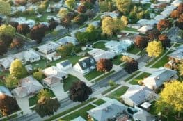 aerial-view-of-residential-houses-at-autumn