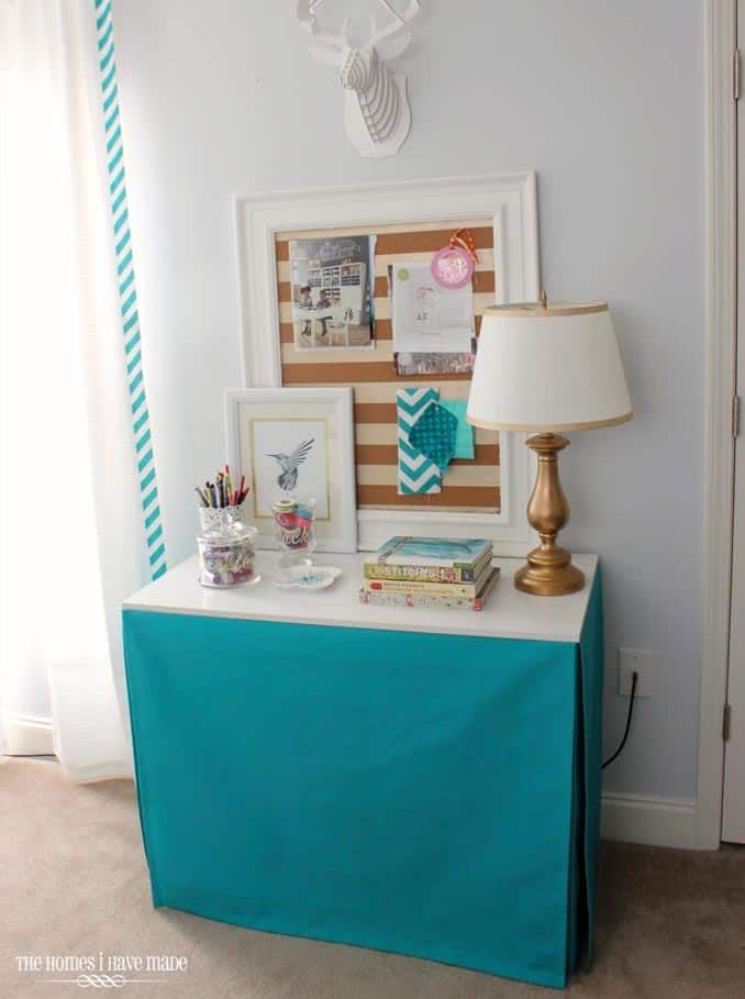 color pop table skirt example