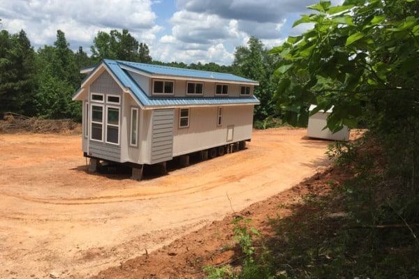 buying a small tiny house