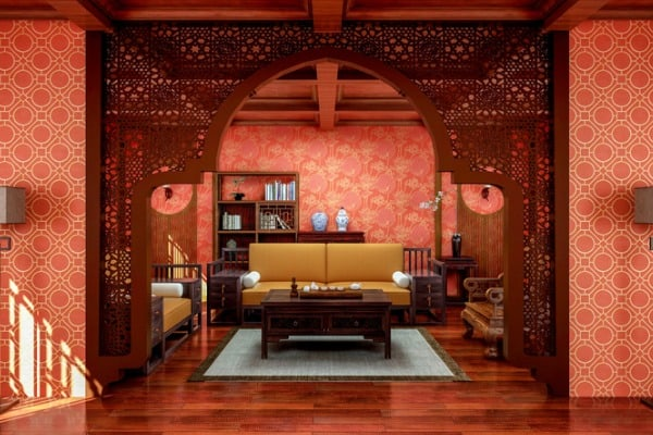 chinese house style