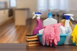 common cleaning products you should have