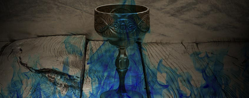 Make your own Harry Potter Goblet of Fire DIY