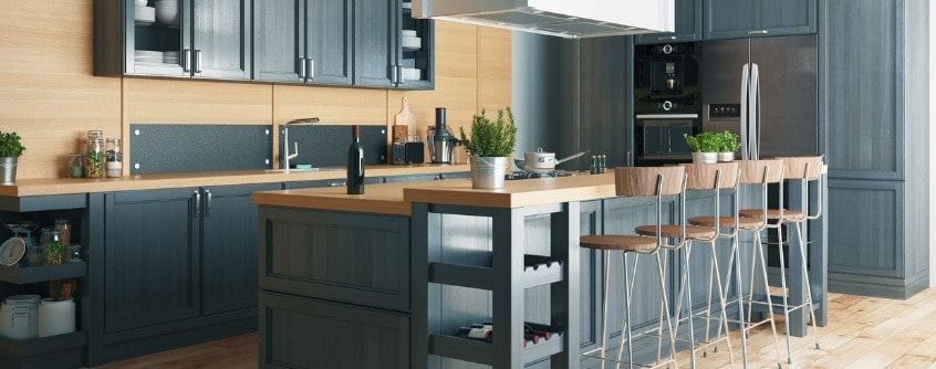 essential things for a moden kitchen
