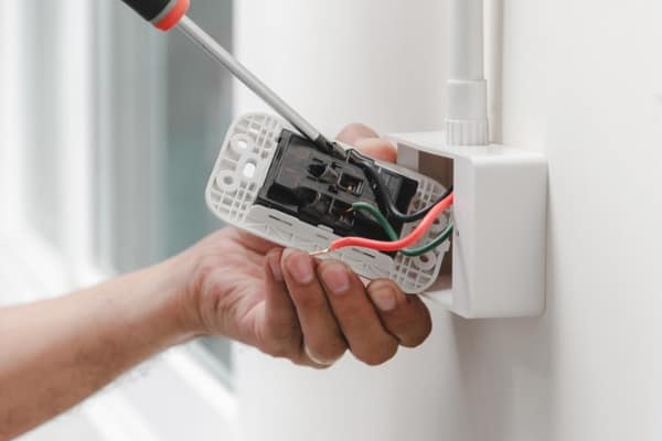 home electrical system repair