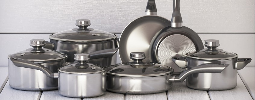 how to store kitchenware efficiently