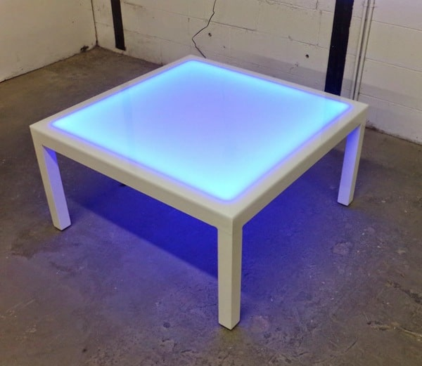 Led Lighted grooming table