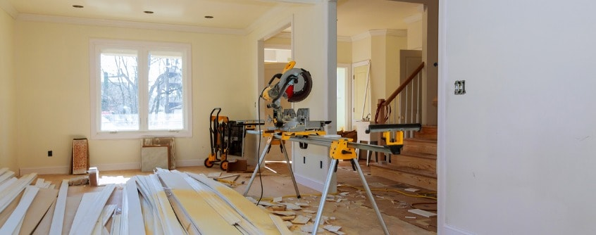 renovating your home during retirement